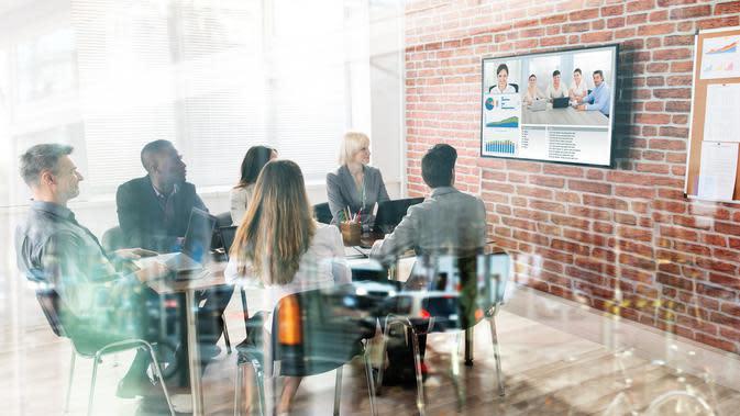 Platform Webex Jadi 'Ruang Rapat' Virtual yang Aman