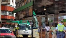 警打擊小巴司機不專注駕駛及行人亂過路 33人獲發傳票