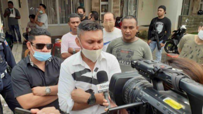 Nus Kei Bersumpah Tak Mau Lagi Gabung Disebut Bikin John Kei Murka