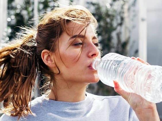 喝水喝錯時間