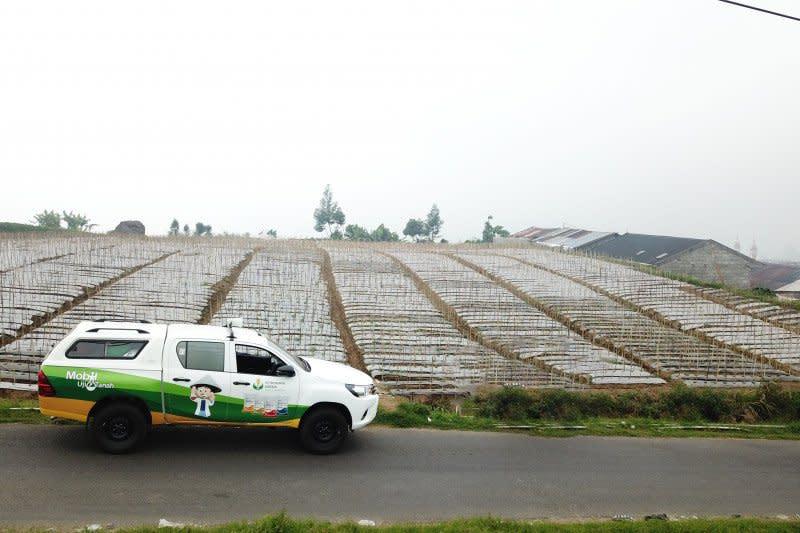 Petrokimia Gresik siapkan 15 mobil uji tanah bantu petani di daerah