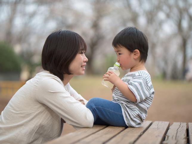 避免攝取過量 補充等滲透壓飲品對孩童較無負擔