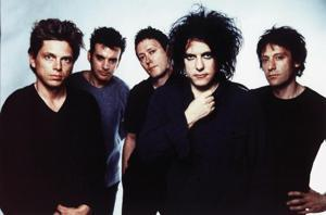 The Rock's Backpages Flashback: Robert Smith Shows and Tells
