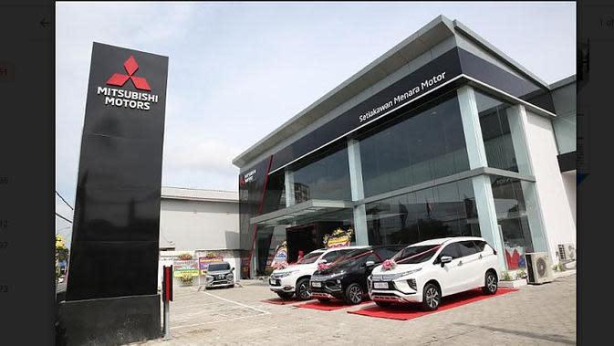 Dealer Mitsubishi Cilegon