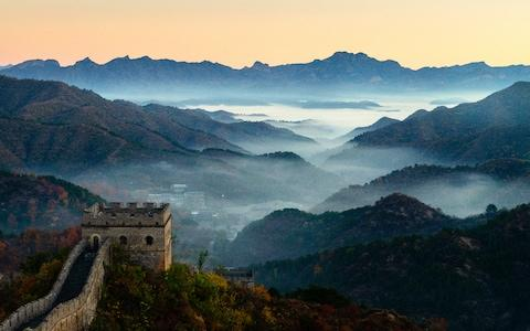 The Great Wall - Credit: getty