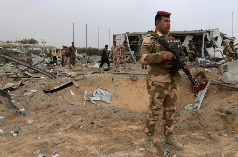 The Iraqi military condemned the US strikes as a violation of national sovereignty that would lead only to more instability
