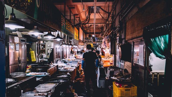 Belanja ke Pasar Tradisional Trenggalek Kini Bisa Lewat Situs Resmi