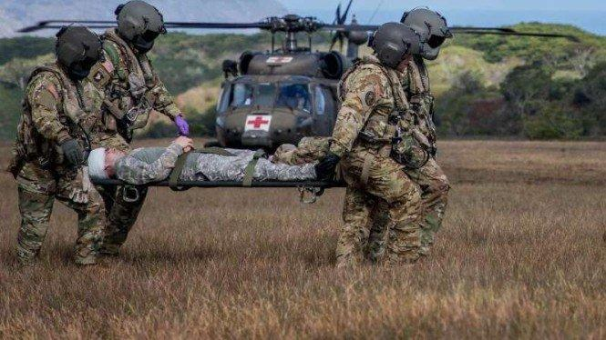 34 Ribu Tentara Amerika Tumbang Diserang Corona, 5 Tewas
