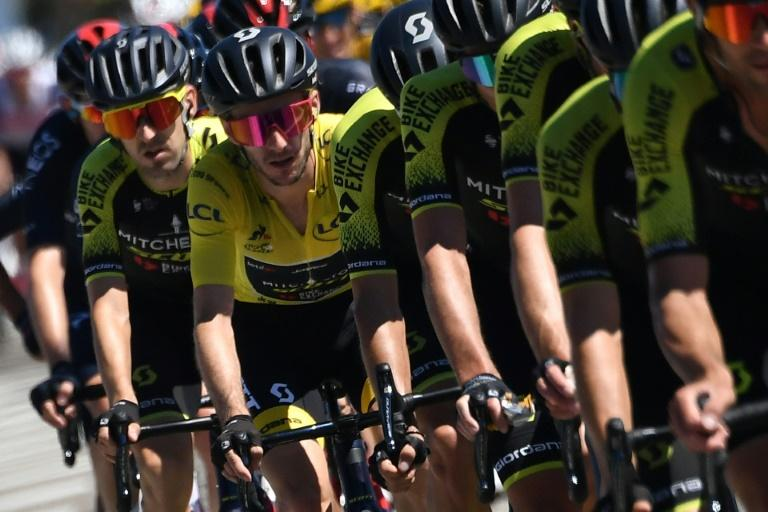 Yates may be in yellow 10 days, says Tour de France race director