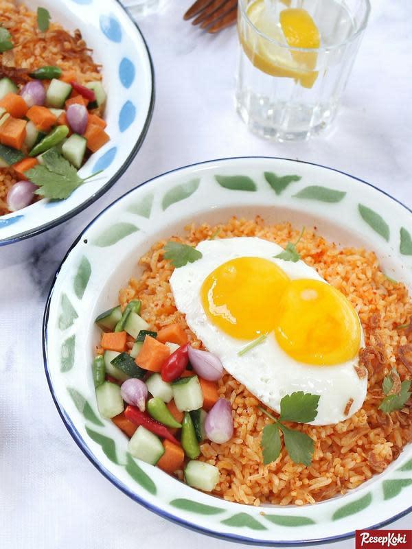 Resep Nasi Goreng Telur/resepkoki