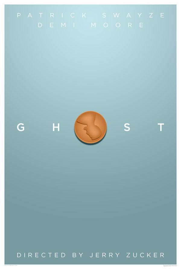 Minimalist Romantic Movie Posters – Day 2: Tearjerkers