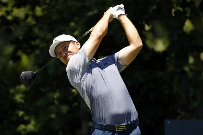 Golf: Schauffele in share of lead midway through final round at Colonial
