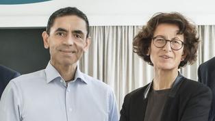 輝瑞疫苗:德國醫藥公司BioNTech創始人夫婦的人生故事
