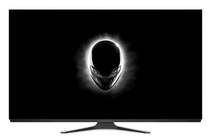 alienware gaming mouse keyboard monitor gamescom 2019 55 inch aw5520qf oled