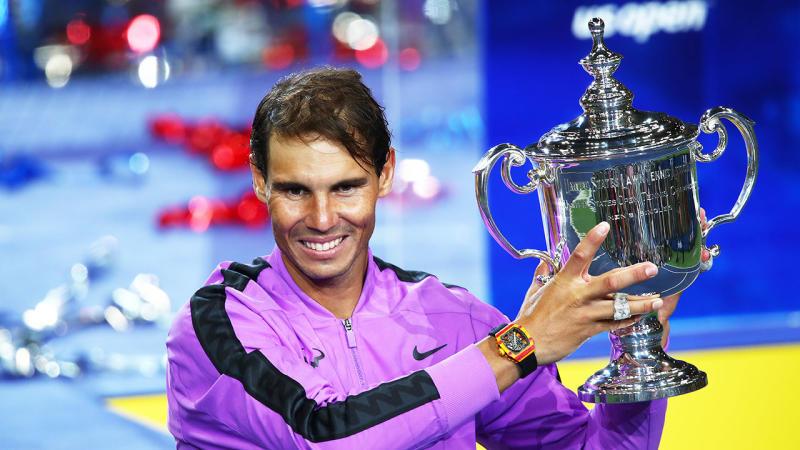 Rafael Nadal wedding: Tennis star marries Xisca Perello