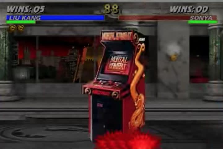 Liu Kang – MK Arcade Machine | Best Mortal Kombat Fatalities