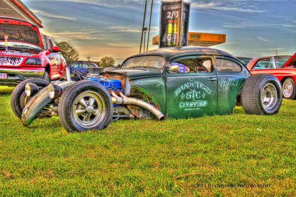 The Cadillac of Bug-based ratrods: Flickr photo of the day