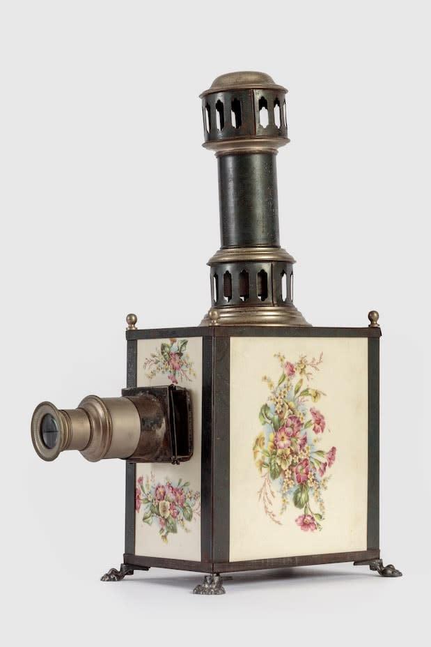 Magic Lantern, Johann Falk