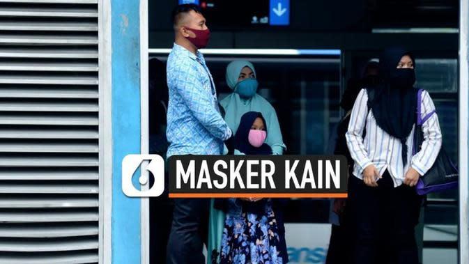 VIDEO: Penetapan Masker Kain Berstandar Nasional