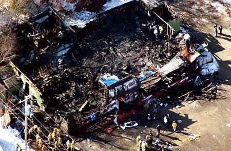 Great White Concert Tragedy, Ten Years Later: Fire Survivors, Responders Remember