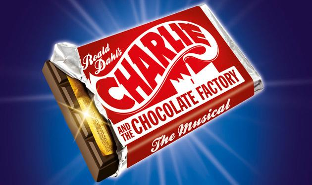 Charlie And The Chocolate Factory musical to open in London
