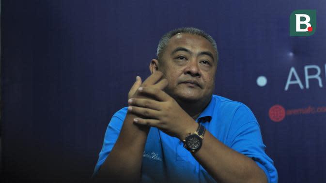 General Manager Arema FC, Ruddy Widodo. (Bola.com/Iwan Setiawan)