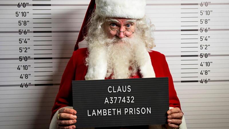 Get Santa on Netflix