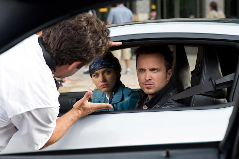 'Need for Speed' Stars on How to Talk About Cars (and Make Sweet Car Noises)