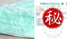 大逆轉?網紅送測加利中國製口罩 驚人檢驗結果出爐
