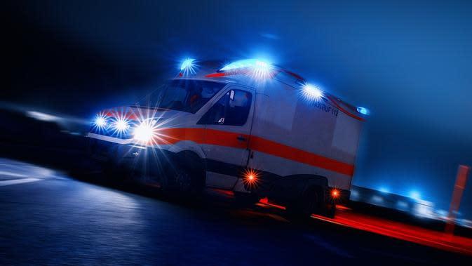 Keji, Sopir Ambulans Perkosa Pasien Covid-19 yang Ia Bawa