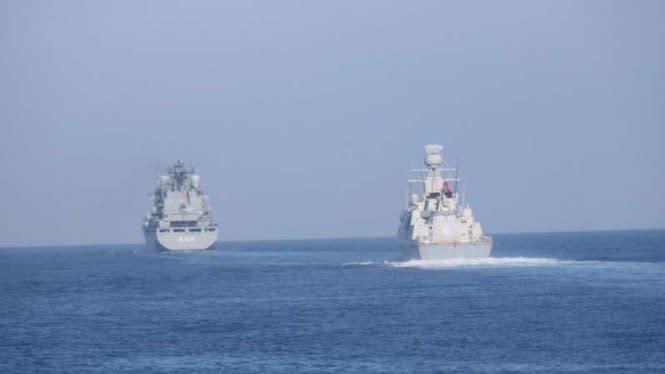 Uni Eropa Minta Turki dan Yunani Stop Gerakan Militer di Mediterania