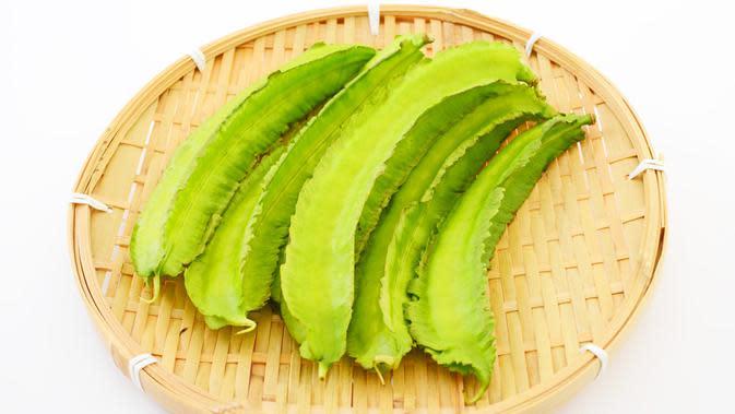 ilustrasi manfaat kecipir untuk diet dan kesehatan tubuh/liza54500/shutterstock