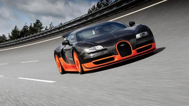 "Bugatti Veyron reinstated by Guinness as ""world's fastest production car"""