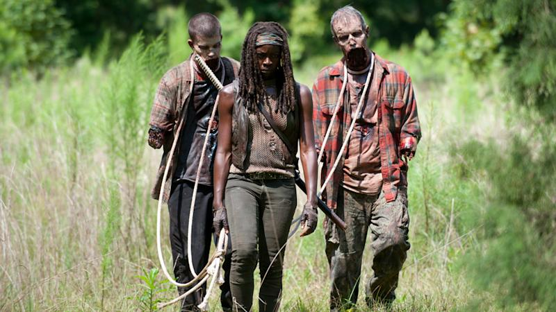 'The Walking Dead's' Explosive Season Finale Finishes Slow Trek to Terminus
