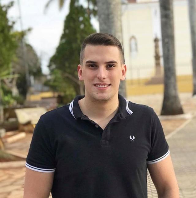 Thiago Loureiro Dayrell Costa是贝洛奥里藏特的MBL发言人(照片:社交网络)