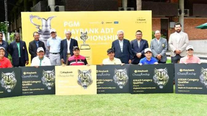 George Gandranata Raih Tiket Berlaga di Maybank Championship 2020