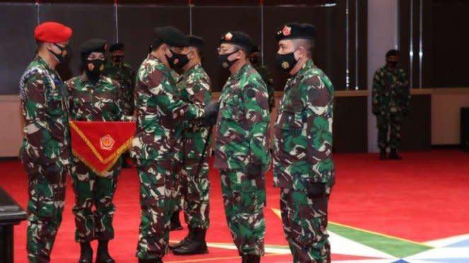 VIVA Militer : Panglima TNI pimpin Sertijab Perwira Tinggi TNI