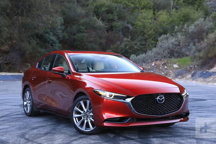 2019 Mazda Mazda3 AWD review