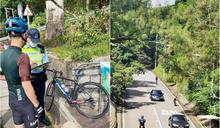 警方大帽山打擊單車超速票控6人