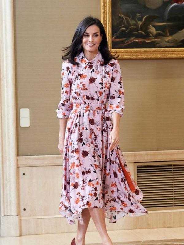 Ratu Letizia/dok. Hello Magazine