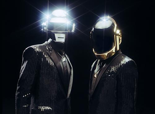 Daft Punk, Photo by David Black