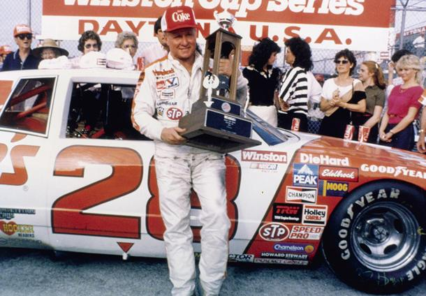 February 19: Cale Yarborough wins his fourth Daytona 500 on this date in 1984