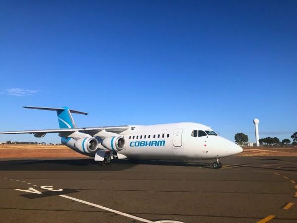 'Massive jolt': Plane with 62 passengers crashes into Perth light tower