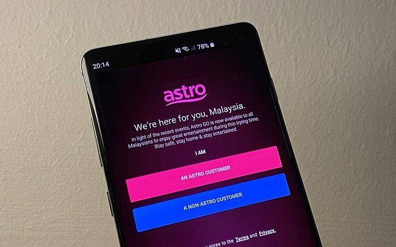 Watch 22 Astro Channels For Free On Your Mobile Device Via Astro Go