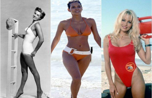 9 Most Memorable Swimsuits in TV and Film History, From Jean Harlow to Halle Berry (Photos)