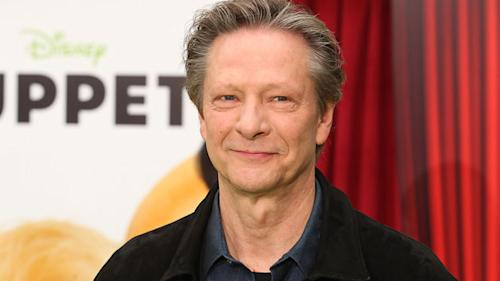 Chris Cooper prepares the pumpkin bombs as Norman Osborn in 'The Amazing Spider-Man 2′