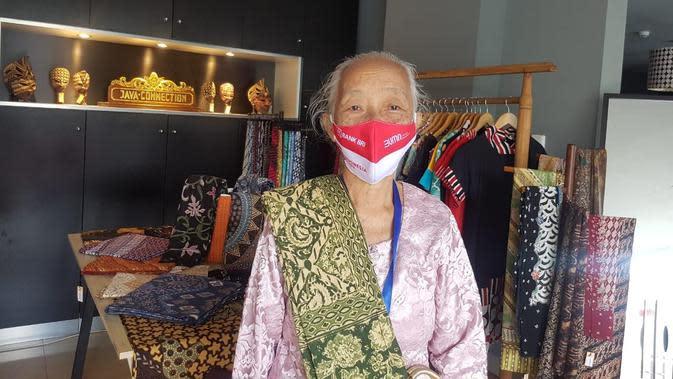 BRI Salurkan Banpres, Pedagang Batik Delapan Anak Merasa Terbantu
