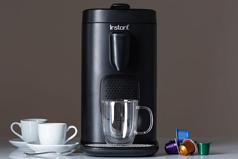 Instant Pot Instant Pod 2-in-1 Single Brew Coffee and Espresso Maker