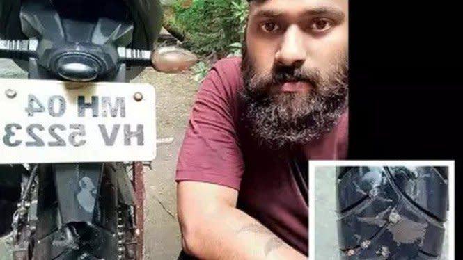 Pemotor Dipalak, dan Gantungan Kunci Motor Istri Ridwan Kamil