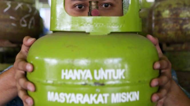 Tak Efektif, KPK Minta Subsidi LPG 3 Kg Diganti Bantuan Langsung